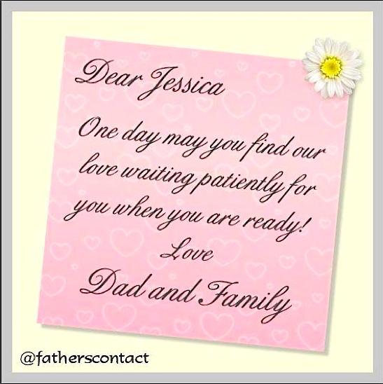 Dear Jessica m