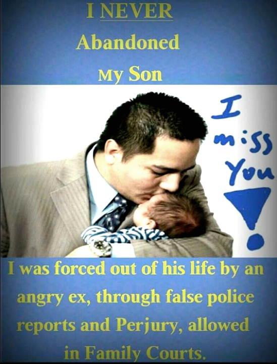 I never abandoned my son final m
