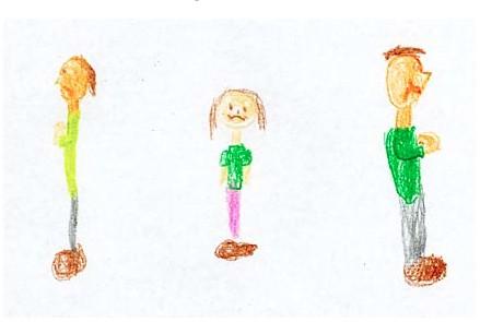 Child art after i