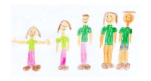 Child art Before i