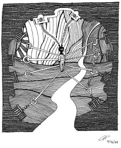 Art zipper Self_Portrait___Divorce_by_beango