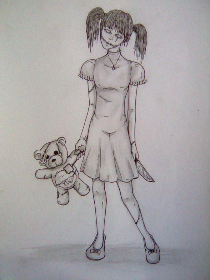 Deviant art abomination___abandoned_child_by_beanystergates-d3afbmb