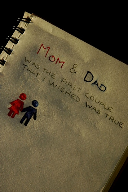 Deviant art mom and dad true m