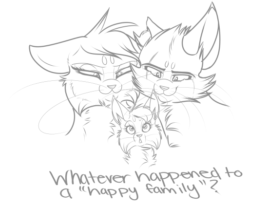 Deviant Art Whatever happened to a __tvl__happy_family___by_pistol_pink-d53cp98